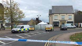One man was killed and another injured in a stabbing incident in Cambourne, Cambridgeshire.
