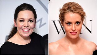Olivia Colman will take over from Claire Foy.