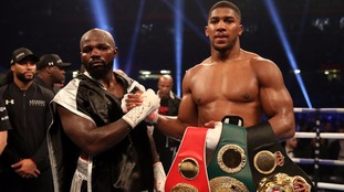 Joshua says he has no control over referees in the wake of Phil Edwards' decision to stop his WBA and IBF title fight