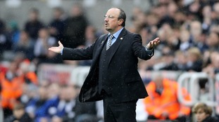 Benitez has challenged Newcastle to maintain their momentum in order to provide a platform for Premier League survival