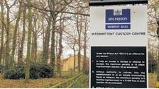 Morton Hall immigration removal centre