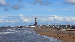 Blackpool's iconic seafront gets £27.1 million flood defence system