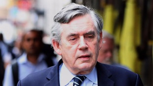 Gordon Brown suffered blindness scare while prime minister