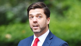 Ex-minister Stephen Crabb is accused of sending explicit messages to a 19-year-old woman.