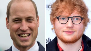 Manchester arena attack paramedics honoured by Prince William and Ed Sheeran