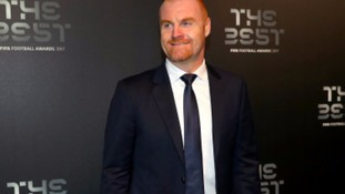 Sean Dyche celebrates 5 years as Burnley boss