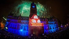Thousands are expected to gather at the annual switch on
