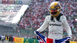 Hamilton claims record fourth world championship title