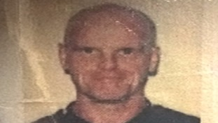 John Parker was last seen around 8pm on Saturday