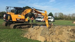 Burst water main causes big disruption in Cheltenham