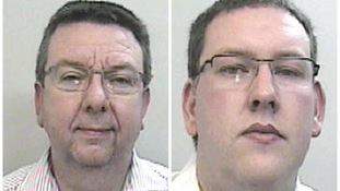 Robert Smedley, 52 and Christopher Joynson, 34, have been jailed to five years in prison each