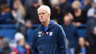 Mick McCarthy: Ipswich Town boss 'not bothered' whether fans like him or not