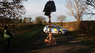 Anti-fracking tower protesters arrested in Kirby Misperton