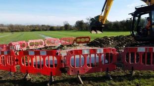 Severn Trent says water restored to majority of customers in Cheltenham