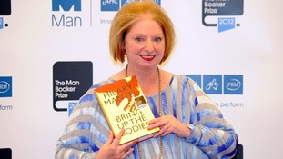'Bring up the Bodies' also won the 2012 Man Booker Prize
