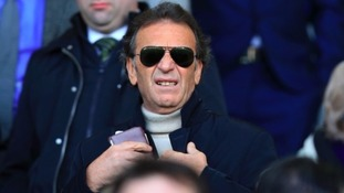 Former Leeds owner Massimo Cellino banned and fined for breaking agent rules