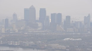 UK towns and cities suffer dangerously polluted air, report finds