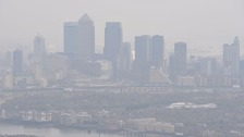 London suffers from some of the most polluted air in the UK.