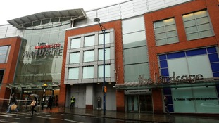 A record number of people visited Manchester Arndale on New Year's Day