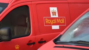 Royal mail opens new sites to cope with Christmas parcel deluge