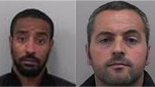 Two men jailed in Bristol for money-laundering offences