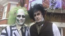 Oliver Slim and Oliver Blackaby