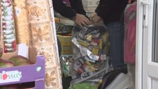 Illegal tobacco raids
