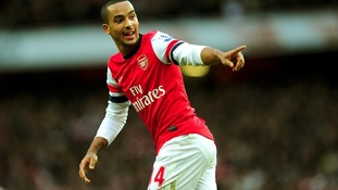 Theo Walcott, Arsenal.