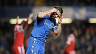 Chelsea's Frank Lampard.