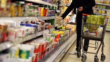 "Some 26% of respondents said there is no longer a stigma attached to buying ""reduced"" food."