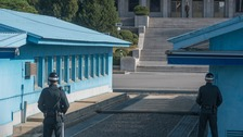 Trump will not visit the border between North and South Korea.