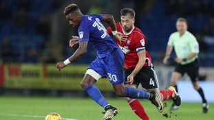 Neil Warnock: Omar Bogle took his opportunity against Ipswich
