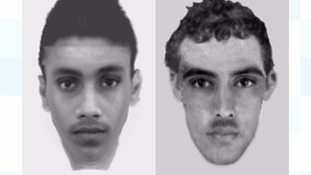 Could these Peterborough attackers be the same man?