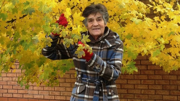 Missing pensioner Marion Scott