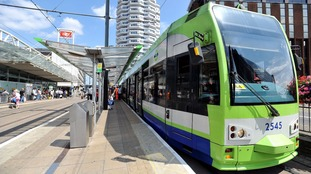 Tramlink strike over device which detects if a driver has fallen asleep
