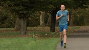 Blind runner to compete in New York marathon unaided using groundbreaking technology