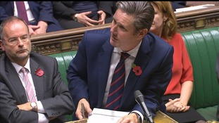 Sir Keir Starmer asked the Speaker if failure to comply with the motion is contempt of the House.