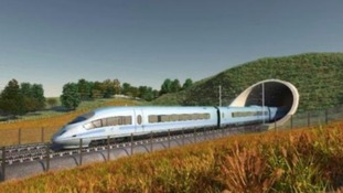 Firms bidding to build trains for HS2 to be named