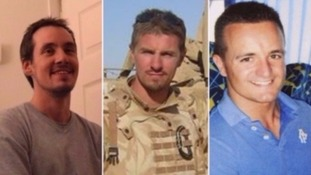 Two SAS soldiers charged over deaths of reservists on Brecon Beacons test march