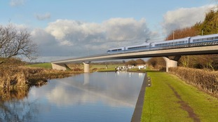 The rail route wont open in Yorkshire until 2033.