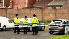 Terror raids in Manchester