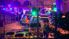 It is feared terror attacks like the Manchester arena bombing have added to the pressure on emergency workers' mental health.