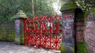 The gates to Strawberry Fields could be open to the public for the first time.