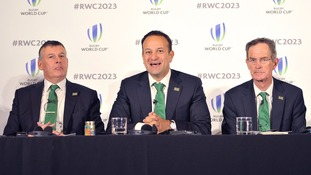 Ireland's 2023 Rugby World Cup bid refuses to bow out despite evaluation blow