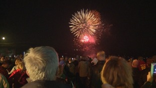 Firefighters provide warning over home fireworks displays