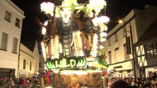 Final preparations underway for Bridgwater Carnival