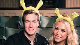 Steffan Harri and Amelia Lily