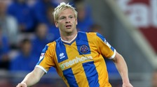 Ryan McGivern was most recently at Shrewsbury Town.