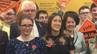 Welsh Liberal Democrats elect Dodds as new leader