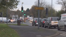 More than 2,000 people signed a petition opposing the plans to add an extra traffic lane